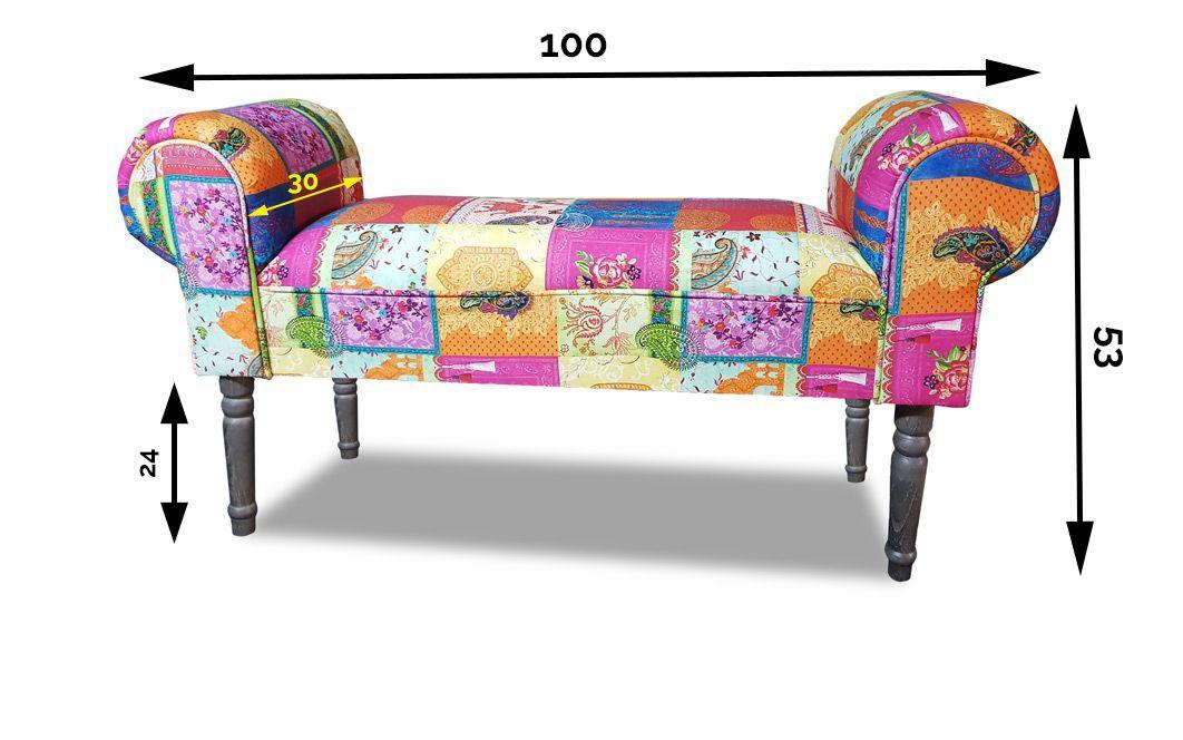 bench wymiary